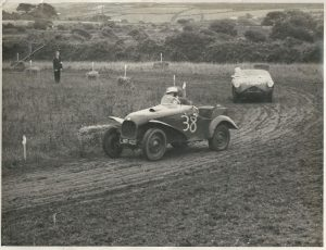 Autocross at Treraven - c.1963