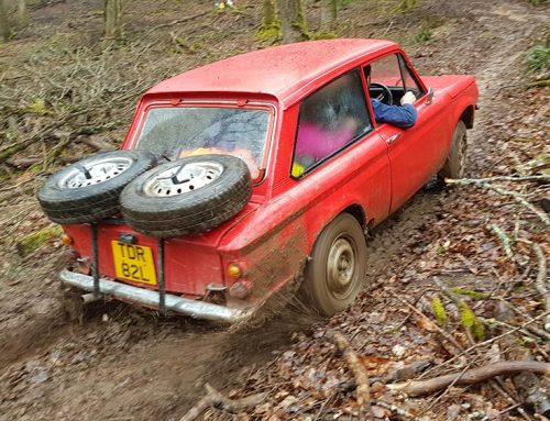 Events in 2018 at Camel Vale Motor Club